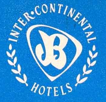 InterContinental Bali Beach Hotel Branding Logo 1966
