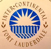 InterContinental Hotel & Spa Branding Logo 1981
