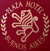 Plaza Inter-Continental Hotel, Buenos Aires, Argentina, Neal Prince, International Hotel Interior Designer