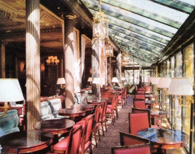 Le Grand Hotel Inter-Continental, Paris, France, Neal Prince International Hotel Interior Designer