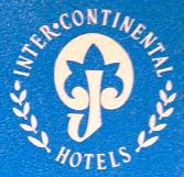InterContinental Jerusalem Hotel Branding Logo 1964