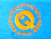 InterContinental Quito Hotel Branding Logo 1967