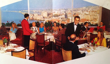 L'Age d'Or Restaurant, Phoenicia Inter-Continental Hotel